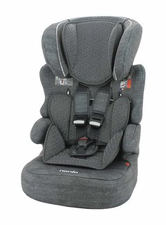 Nania Car seat Beline SP ZigZag Dark Grey