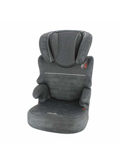 Nania Car seat Befix Zig Zag Dark Grey