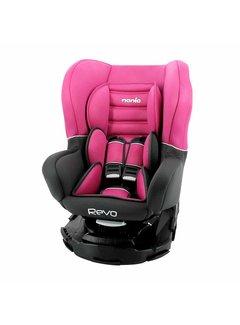 Nania drehbarer Autositz Revo SP Luxe Pink