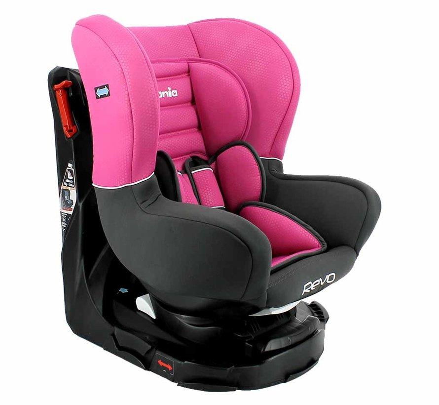 Revo SP - Rotating car seat group 0-1-2 - Pink