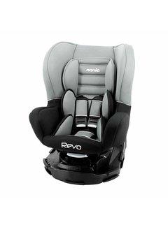 Nania drehbarer Autositz Revo SP Luxe Grey