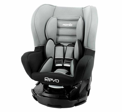 Nania Revo SP - Rotating car seat group 0-1-2 - Luxe Grey