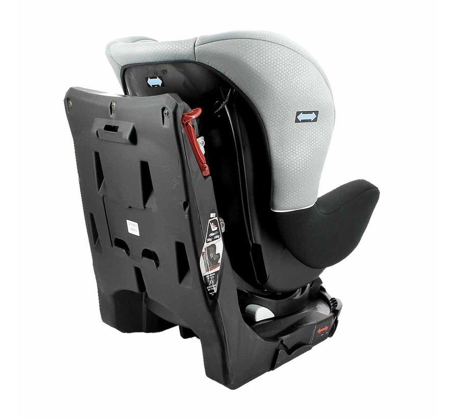 Revo SP - Draaibare autostoel Groep 0-1-2 - Luxe Grey