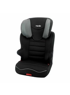 Nania Kinderautositz Starter Easyfix Tech Grey