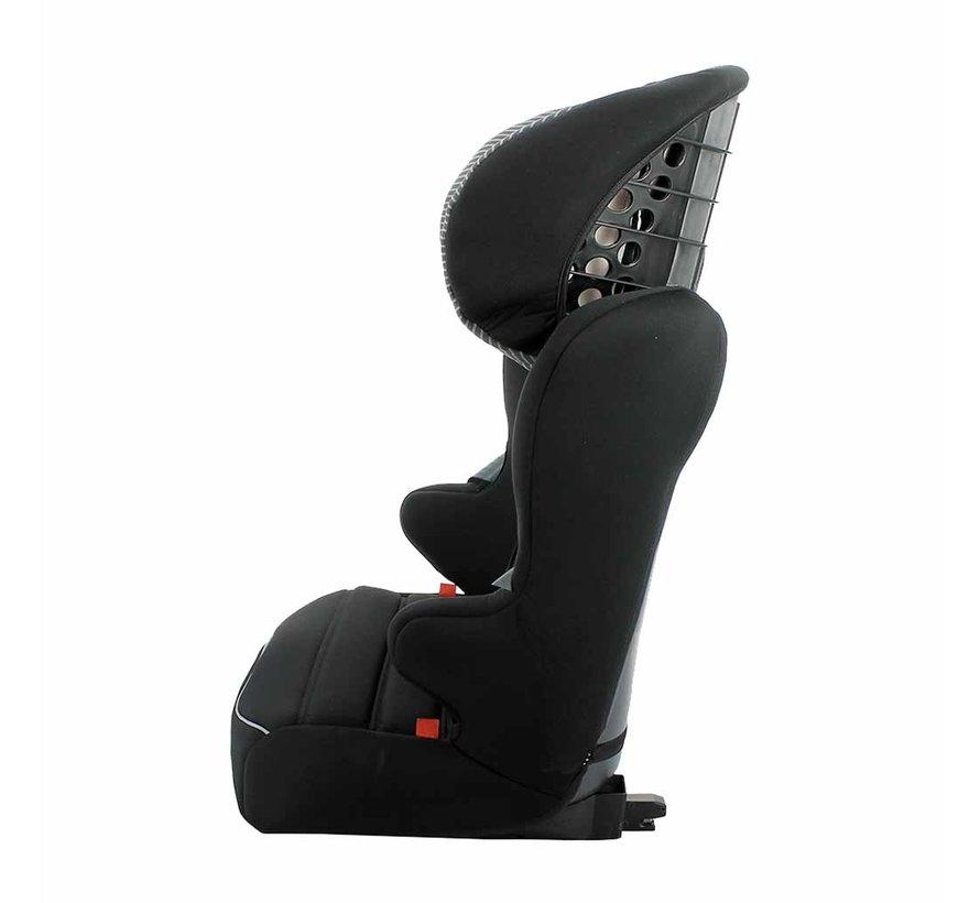 Starter Easyfix - Isofix autostoel groep 2 en 3 - Tech Grey
