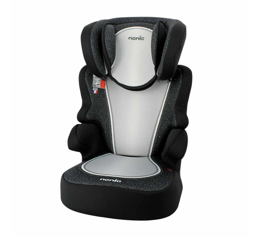 Car seat Befix - Highbackbooster Group 2 and 3 - Skyline Black