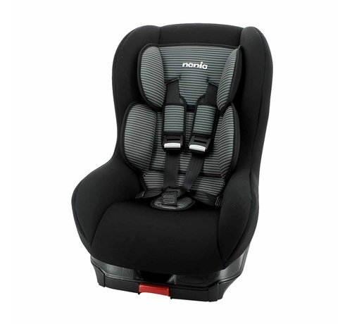 Nania Isofix Baby car seat Maxim - Group 1 -Tech Grey