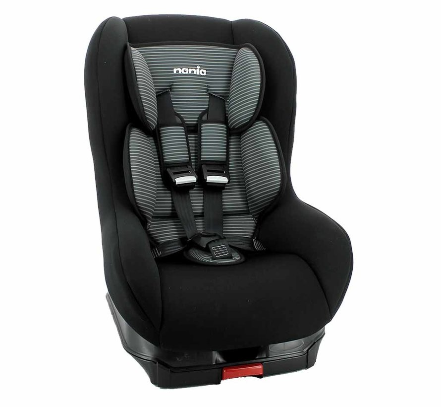 Isofix Baby car seat Maxim - Group 1 -Tech Grey