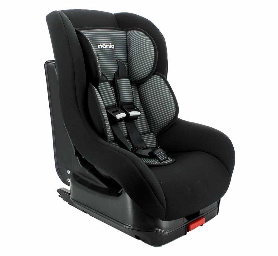 Nania Maxim Isofix - autostoel groep 1 - Tech Grey