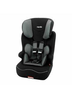 Nania ISOFIX Kinderautositz Racer Tech Grey