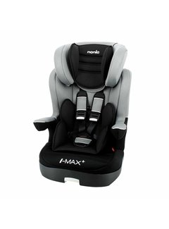 Nania Highback Booster i-Max SP Luxe Grey