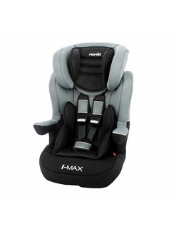 Nania ISOFIX Kinderautositz I-Max SP Luxe Grey