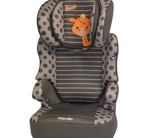Nania Car seat Befix - Highbackbooster Group 2 and 3 - Animals