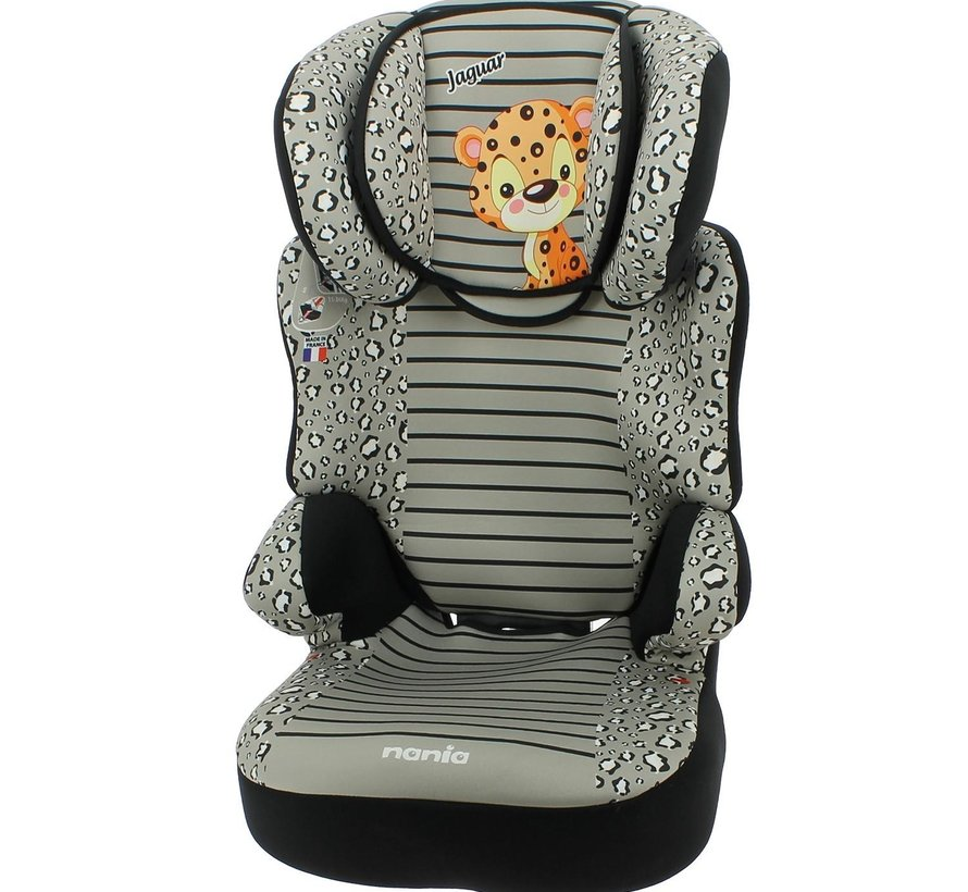 Car seat Befix - Highbackbooster Group 2 and 3 - Animals