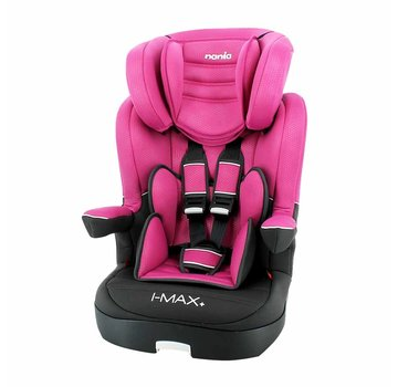 Nania Highback Booster i-Max SP Luxe Pink
