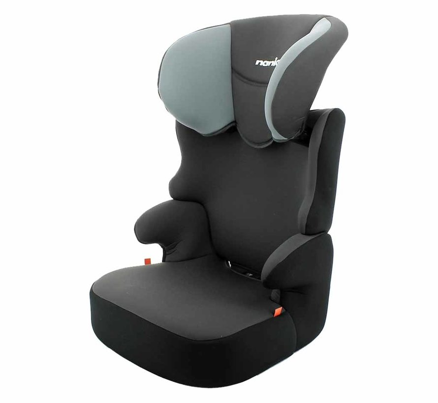 Car seat Befix - Highbackbooster Group 2 and 3 - Grey