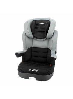 Nania Autositze R-Way - Kindersitze Gruppe 2 und 3 - schwarz, grau