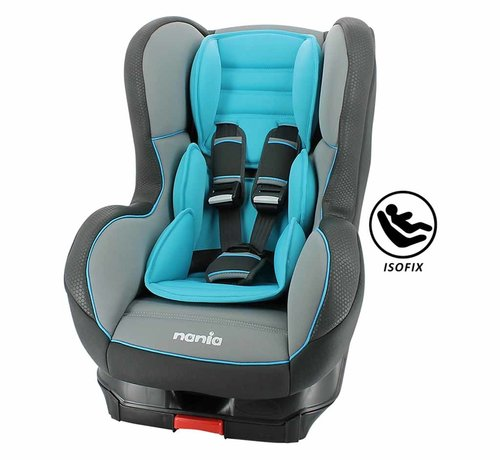 Nania Isofix car seat - Cosmo SP - Group 1 - BLue