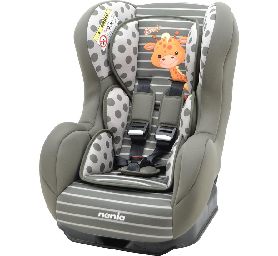 Infant Car seat Cosmo SP - Group 0/1 (0-18 kg) - Animal