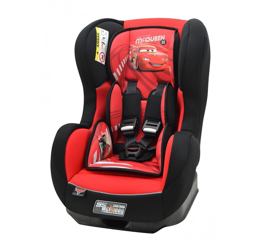 Autostoel Cosmo Luxe - Groep 0/1 (0-18 KG) - van 0 tot 4 jaar