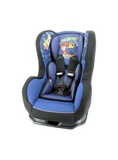 Paw Patrol Autostoel Cosmo Luxe - Groep 0/1 (0-18 KG)