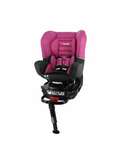 Nania Revo 360° - Rotating Car  - Pink