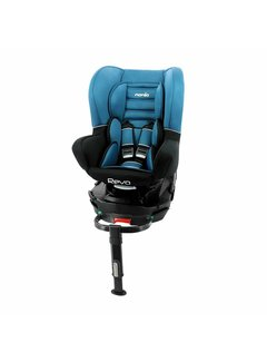 Nania Revo 360° - Rotating isofix Car  Seat - Blue