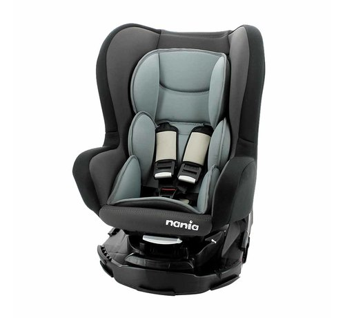 Nania Revo SP - Rotating car seat group 0-1-2 - Acces Grey