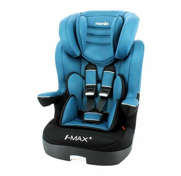 Nania Highback Booster i-Max SP Luxe Blue