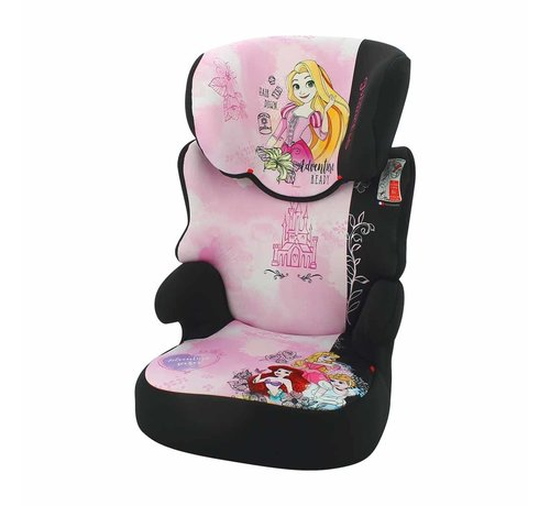 Disney Befix Kinderautostoel - groep 2 en 3 - Prinses