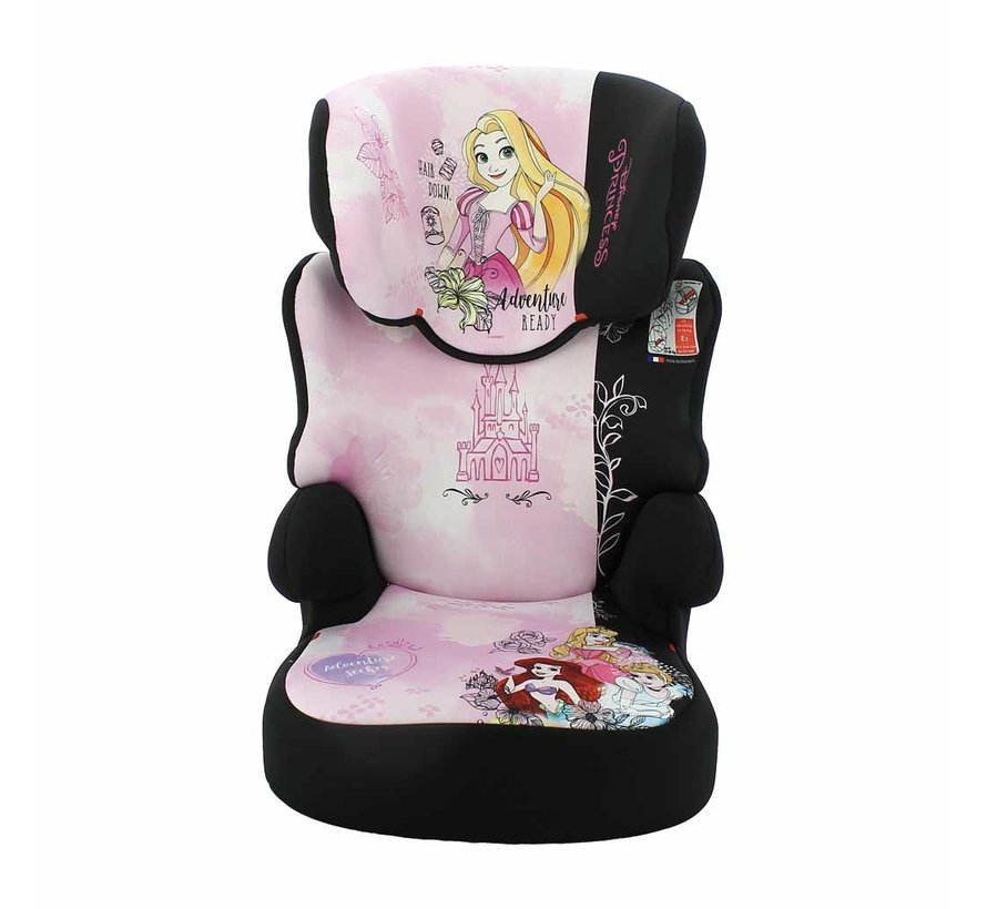 Autositze Befix - Kindersitze Gruppe 2 und 3 - Prinses