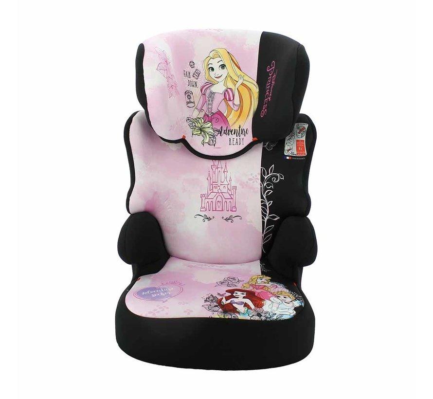 Befix Kinderautostoel - groep 2 en 3 - Prinses