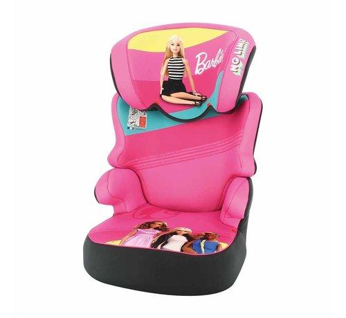 Mattel Autositze Befix - Kindersitze Gruppe 2 und 3 - Barbie
