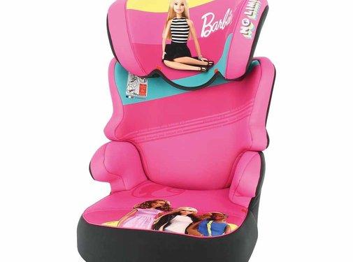 Mattel autostoel Befix SP First Barbie