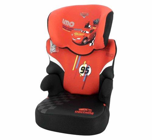 Disney autostoel Befix - Kinderautostoel groep 2 en 3 - Cars