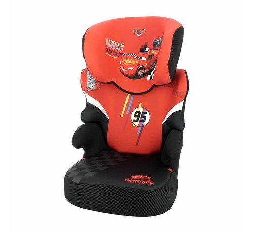 Disney Autositze Befix - Kindersitze Gruppe 2 und 3 - Cars