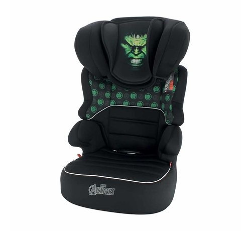 Marvel autostoel Befix - Kinderautostoel groep 2 en 3 - Diverse designs