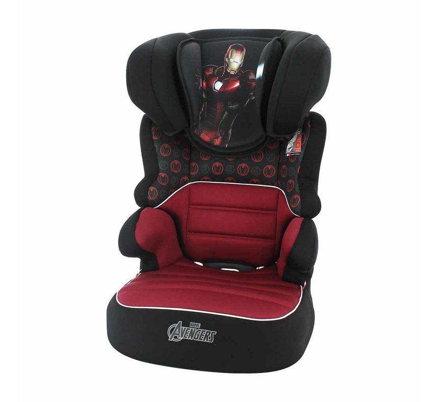 Car seat Befix - Highbackbooster Group 2 and 3 - Various designs