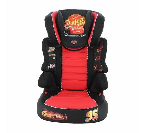Disney autostoel Befix - Kinderautostoel groep 2 en 3 - Diverse designs
