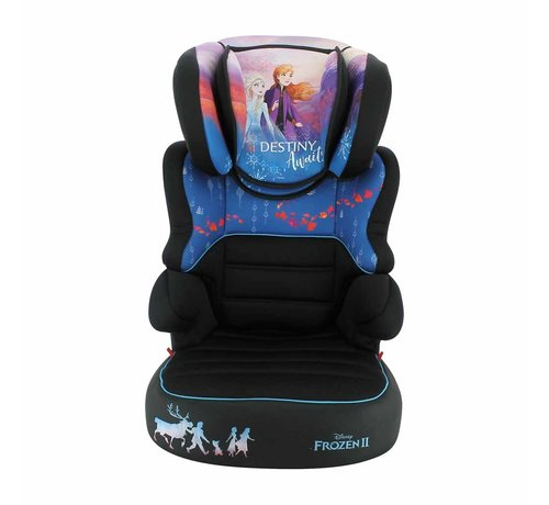 Disney Car seat Befix - Highbackbooster Group 2 and 3 - Various designs