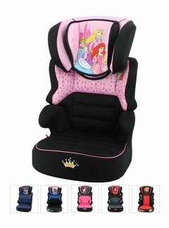 Disney Car seat Befix SP Luxe - Highbackbooster Group 2 and 3 - various characters