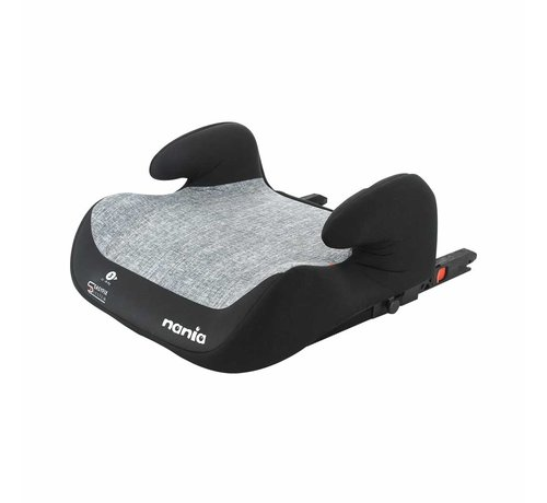 Nania Isofix booster - TOPO Silver  - Group 3 - Grey