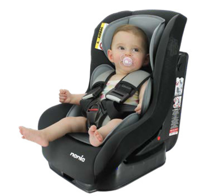 autostoel Maxim - Peuter autostoel groep 0 en 1 - Access Grey