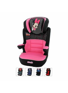 Disney Car seat R-Way Luxe - Highbackbooster Group 2 and 3 - various characters