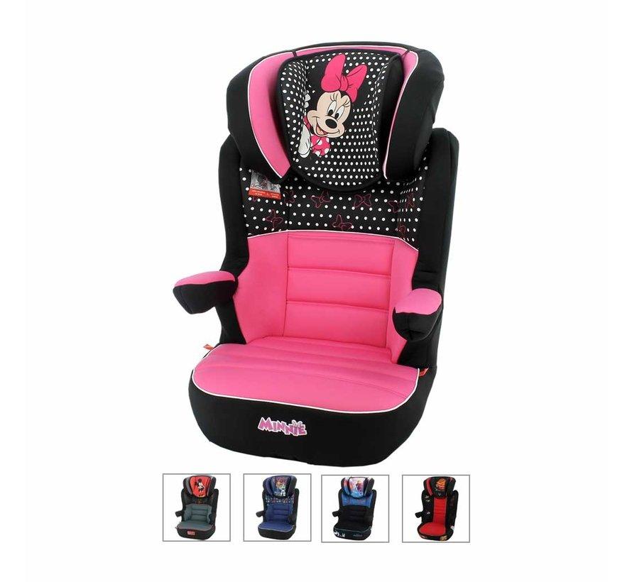 Autostoel R-Way Luxe - Kinderautostoel groep 2 en 3 (15-36 KG)