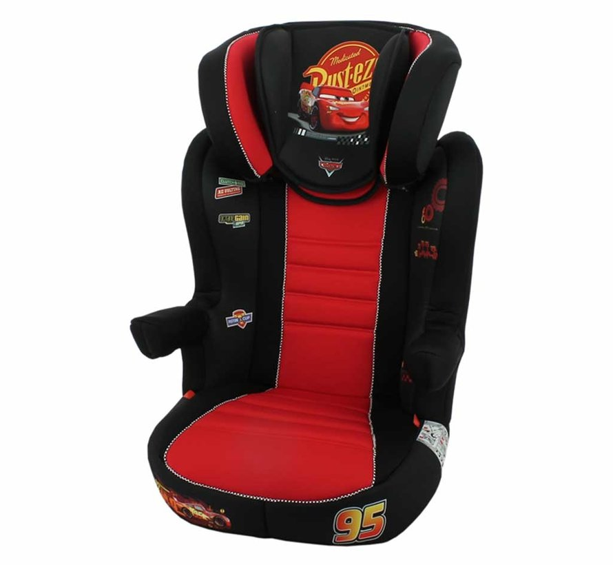 Car seat R-Way Luxe - Highbackbooster Group 2 and 3  (15-36 KG)
