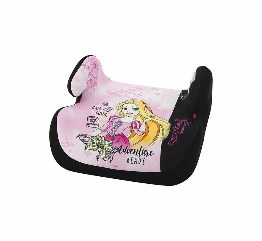 Booster car seat - TOPO Comfort - Group 2/3 - Princess