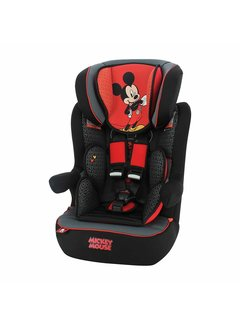 Disney Highback Booster iMax - 9 to 36 kg - group 1 2 3 - Mickey Mouse