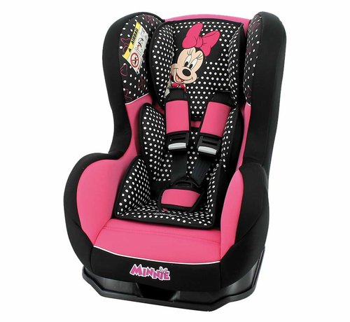 Disney Infant Car seat Cosmo SP - Group 0 1 - 0 to 18 kg - 0 to 4 years - Minnie Mouse