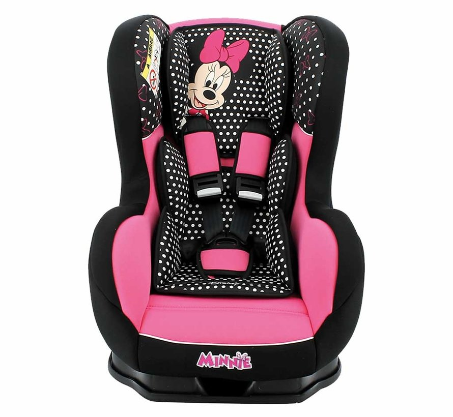 Infant Car seat Cosmo SP - Group 0 1 - 0 to 18 kg - 0 to 4 years - Minnie Mouse